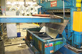 60in. x .500in. STAMCO Heavy Gauge Slitting Line