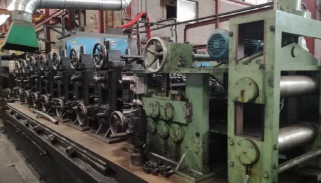 Complete Tube Mill & Slitting Facility